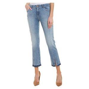 DL1961 Mara Released Hem Straight Ankle Jeans - 24